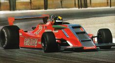 1979 Ensign N179 - Ford (Derek Daly)