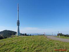 Schwarzwald / Hornisgrinde Südwestrundfunk Turm Germany/ Black Forest Hornisgrinde
