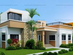 Duplex House Plans | Pinoy ePlans - Modern House Designs, Small House Designs and More!