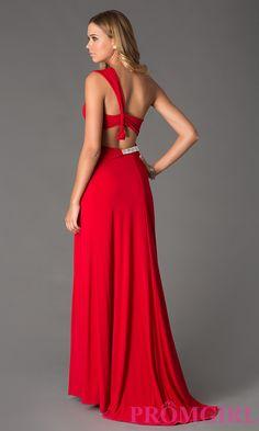 Dress Style: JZ-4501 Back Image