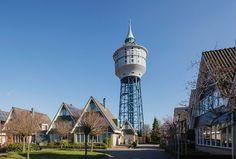 Highest #watertower in the Netherlands #watertoren #Goes, Zeeland, #Netherlands