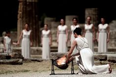 UPDATE to PROVOCATION - IOC Does Not Want Olympic Flame To Light Up In Ancient Olympia ~ HellasFrappe