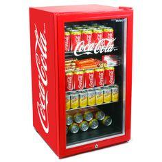 Coca Cola Undercounter Fridge | Coca Cola Fridges Mini Fridges - Buy at drinkstuff