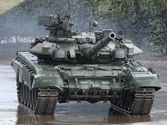 THAI acquire 100 T-90AS from Russia