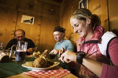 Genießen im Pitztal #DachTirols Beef, Food, Summer Recipes, Meat, Meals, Ox, Yemek, Eten, Steaks