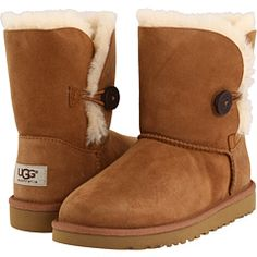I have never been an ugg fan, but my mom has this style and they're pretty cute. Would be great for letting Tux out in the morning.