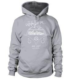 Van Go Wander  #gift #idea #shirt #image #funny #campingshirt #new