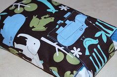 Feed the Dogs: Diapers & Wipes Case Tutorial