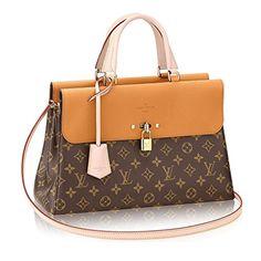 Authentic Louis Vuitton Monogram Canvas Venus Handbag Epice Made in France