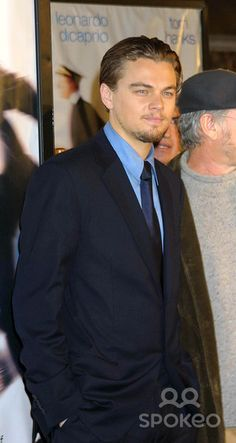 Special Screening of Catch ME If You Can Village Theatre, Westwood, CA 12/16/02 Photo by Ed Geller/e.g.i./Globe Photos, Inc. 2002 Leonardo Dicaprio