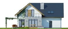 Elsa II Home Fashion, Elsa, House Plans, House Design, Cabin, House Styles, Decoration, Home Decor, Rustic Homes