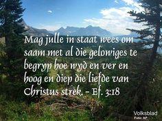 #GedagteVirVandag #inspirasie #Volksblad