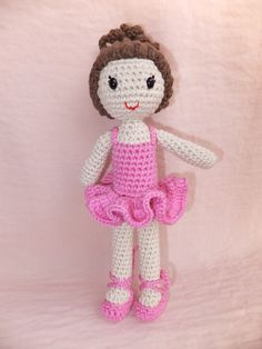 Unravels: Want to crochet a dancer?