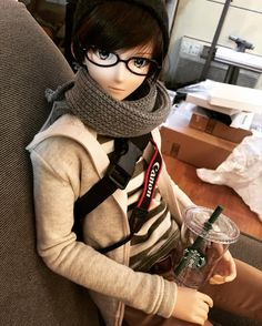 Smart Doll Eiji Seiun by bearicle