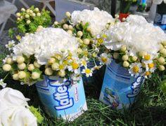 riciclaggio fiorito #orticola