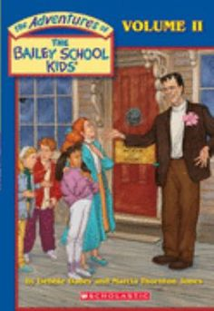 Cover image for Adventures of the Bailey School Kids. Volume II