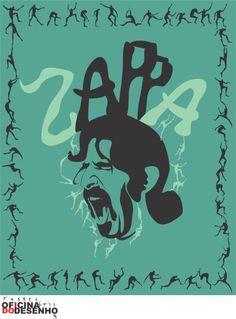 Pôster Frank Zappa