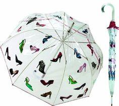 Picture of Shoe Fancy Bubble Umbrella Fancy Umbrella, Bubble Umbrella, Under My Umbrella, Black Rain Jacket, North Face Rain Jacket, Rain Jacket Women, H&m Raincoat, Yellow Raincoat, La Mode