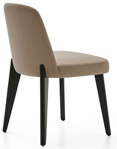 Armless Chair, Side Chairs, Mid Century, Wood, Style, Swag, Woodwind Instrument, Timber Wood, Chairs