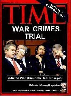 Bush administration injustices?