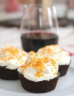 Chocolate Merlot Cupcakes!