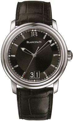 Blancpain Leman Big Date 2850-1130-53