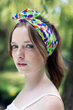 Show off your sweet tooth and keep your hair out of your face with this super-fun hair accessory. Find it here for $10.66.   - Seventeen.com
