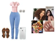 """""""When I get married I plan on making my husband fat"""" by chanel-xoxo123 ❤ liked on Polyvore featuring Joie A La Plage"""