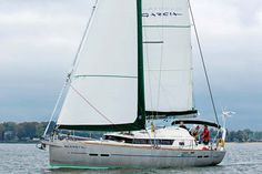 2015 Garcia Exploration 45. Boat of The Year - Full Size Cruiser under 50'