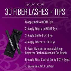 Yes!!! Get yours! See how easy they are to apply. Gorgeous lashes to match your gorgeous brows.