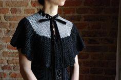 freecrochet: Free Crochet Pattern - Vintage Yoke...   Stitchery Witchery