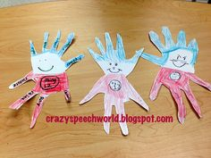 Crazy Speech World:  Cat in the Hat activity for speech therapy