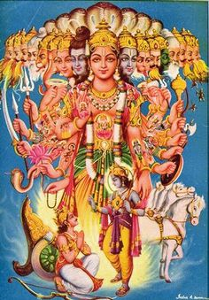 Vishnu's amuse gueule en Ah-Pook's lekkernij