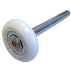 "Set of 10 2 Inch 13 Ball Nylon Garage Door Roller Rollers 4 Inch Stem 4"" HD-R13B #YOURBESTOFFERS"