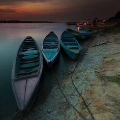 Tocantins river.