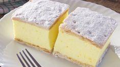 Prajitura Cremes – Cremsnit cu crema de vanilie
