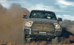 Ford Ranger Raptor Rips toward International Debut in New Teaser Video