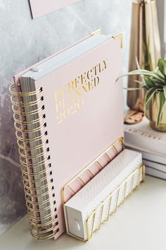 The ultimate business planner for to keep you inspired, focused & dreaming big. Your Perfectly