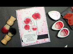 Stamp School #6: Tips and Tricks for Layered Rubber Stamps - YouTube