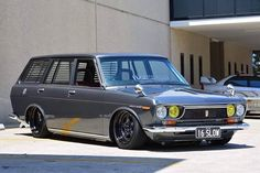 Last one for 5/10 day. Datsun 510 wagon. Tag the owner. Tag a friend. What's in…