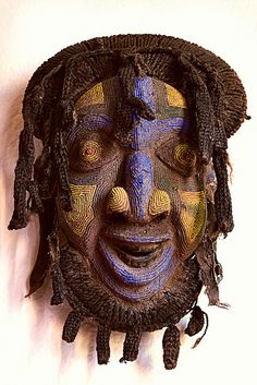 What is it? Mask from Cameroon