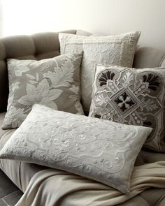 "Callisto Home ""Aura"" Pillow Group - Horchow"