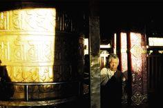 Dagoba del monasterio de Rombuk Foto: Félix Lorenzo