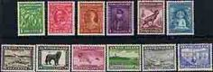 Newfoundland 1932 Definative Set Fine Mint SG 209 220 Scott Between 183 - 198 Other North American and British Commonwealth Stamps HERE!