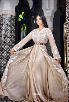 Pour Mariage - L.Caftan 2019 Pour Mariage - Pour Mariage - L.Caftan 2019 Pour Mariage - L. georgette is almost to georgette are demandable in , , and the rest of world, is the best for to buy Vintage A-Line Lace Prom Dresses Morrocan Wedding Dress, Morrocan Kaftan, Abaya Mode, Hijab Stile, Arabic Dress, Arab Fashion, Muslim Fashion, Afghan Dresses, Caftan Dress