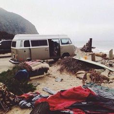 A rad date would be Beach wilderness camping can chilling peaceful love couple relationship cute