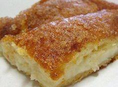 Cinnamon Cream Cheese Crescent Rolls ~ Recipe of today