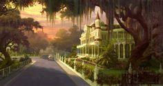 El Mundo De Fawn: Ilustradores Disney: El arte de Lisa Keene