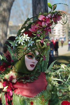 Venetian Carnival, Annecy, France, 2012