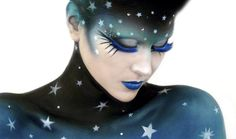 Cosmoprof 2015 by Alegria Make Up and Stage Line. Make Up Airbrush.